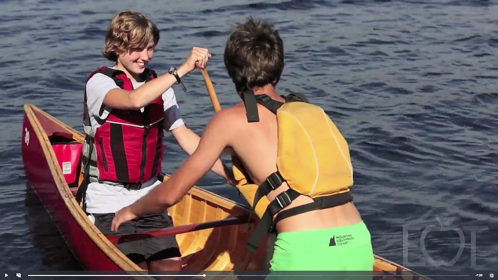 Canoeing Success, Part I