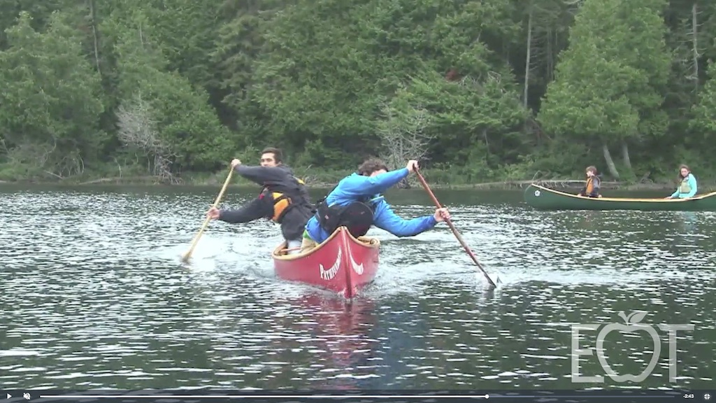 Canoeing Success, Part II