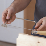 How to use a Coping Saw - Advanced Features
