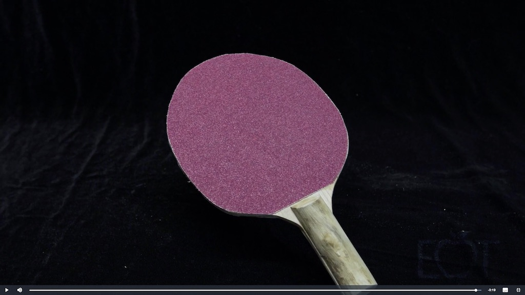 Woodworking Projects by Hand - Intermediate: Ping Pong Paddles