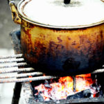 Outdoor Cooking with Youth